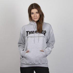 8e322eb395e1 Sweatshirt WMNS Thrasher Skate Mag Hoodie gray. Choose size