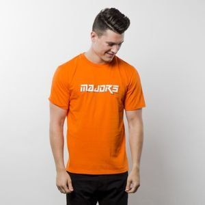 T-Shirt Majors Ultra orange