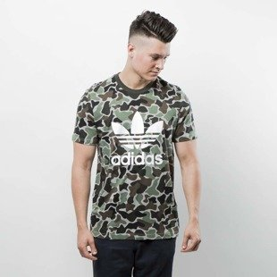 T-shirt Adidas Originals Camo Trfoil Tee multicolor BS4973