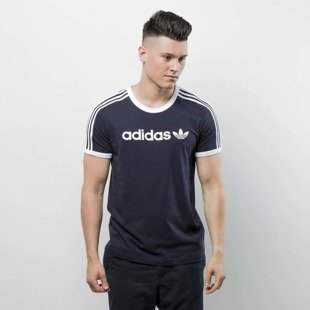 T-shirt  Adidas Originals Linear Trefoil Tee legend ink BR4326