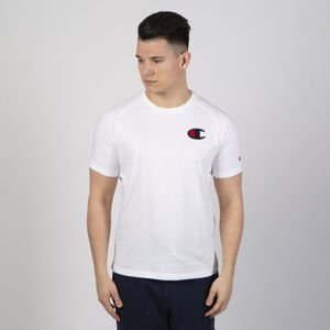 T-shirt Champion Logo Rochester white