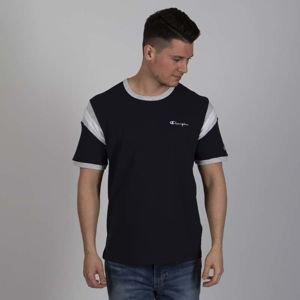 T-shirt Champion Reverse Weave navy / grey heather