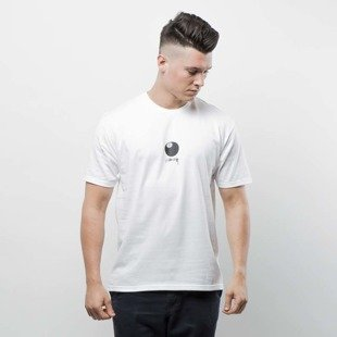 T-shirt Stussy 8 Ball Stock Tee white