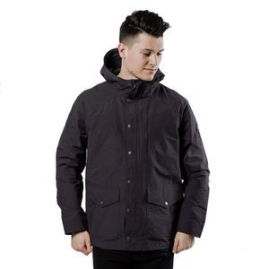 The North Face Wax Canvas Utility Jacket weathered black