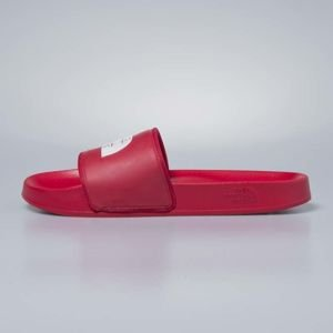 The North Face slide Base Camp Silde II red / white