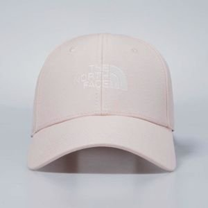 The North Face strapback 66 Classic Hat evening sand pink / vintage white T0CF8C1XP