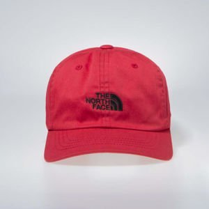 The North Face strapback The Norm Hat tnf red