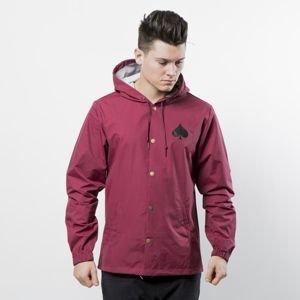 Thrasher New Oatch Card Jacket burgundy