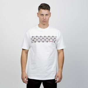 Thrasher x Independent T-shirt Pentagram Cross white