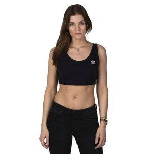 Top Adidas Originals SC Cropped Tank black