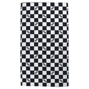 Towel Vans MN Checkerboard Beach black/white