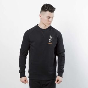 Turbokolor Crewneck Petrol CK black