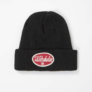 Turbokolor U-Beanie ST Patch black
