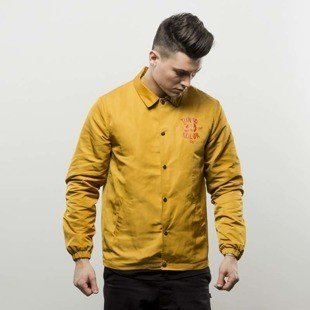 Turbokolor jacket Herald yellow