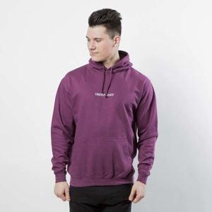 Unleashed All About The Money Hoodie plum