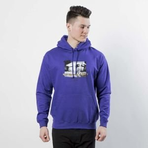 Unleashed Flatbush Hoodie ultra violet