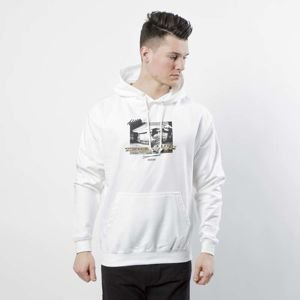 Unleashed Flatbush Hoodie white