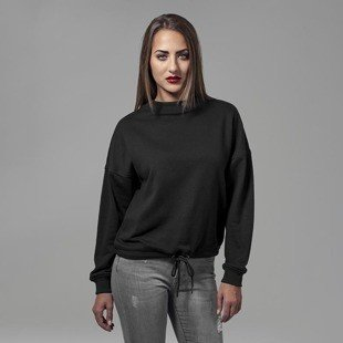 Urban Classics Ladies Ladies Oversized Crew WMNS black