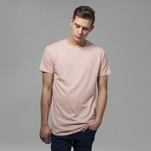 Urban Classics Shaped Long Tee light rose