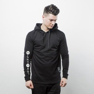 Urban Flavours NYC Crown Hoodie black