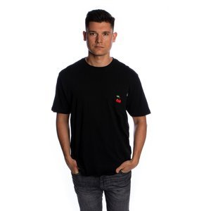 Vans MN Cherries Pocket SS T-shirt black