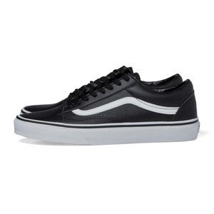 Vans Old Skool sneakers (Classic Tumble) black / true white