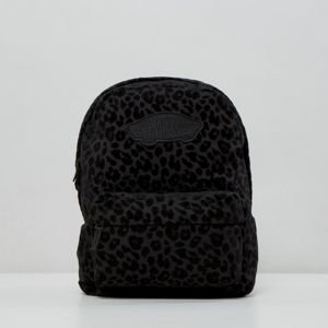 Vans Realm Backpack Oversize black leopard VN000NZ06I7