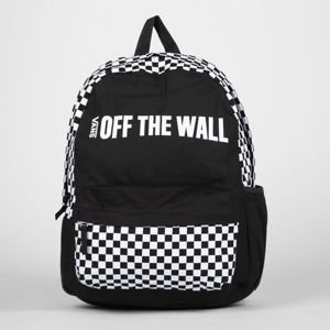 Vans backpack Central Realm black / white