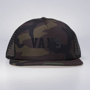 Vans snapback Lawn Party Truc woodland camo VN0005KHCMA