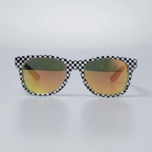 Vans sunglasses Spicoli 4 Shade checkerboard / black VN000LC0PIT