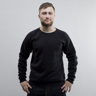 We Peace It Crewneck black