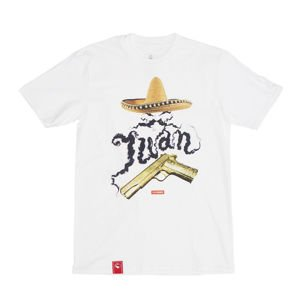 WearOver T-shirt Juan Deag white