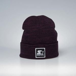 Winter beanie Starter Backboard Cuff Knit plum ST-3020