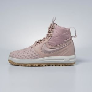 Women sneakerboot Nike Lunar Force 1 Duckboot particle pink / particle pink AA0283-600