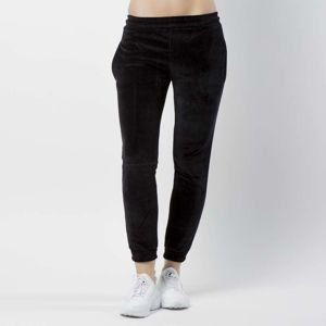 Women sweatpants KOKA Fake-Tape Velvet Pants black