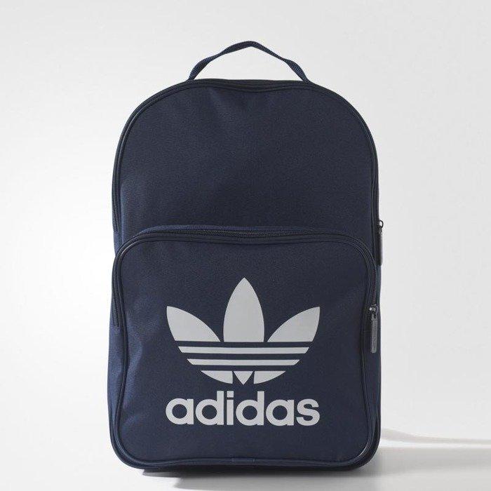 9fd07c17ff2f ... Adidas Originals BP Clas Trefoil Backpack collegiate navy BK6724 ...
