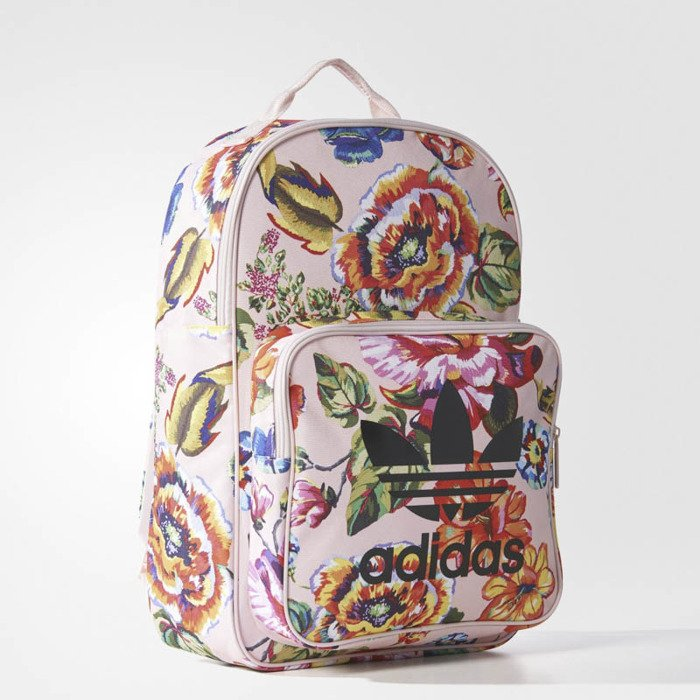 Adidas Originals BP Floral Classic Backpack multicolor BR4784 ... 8e9ed852596df