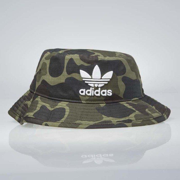 ... Adidas Originals Bucket Hat Camo multicolor BK7618 ... 6d531db3a31