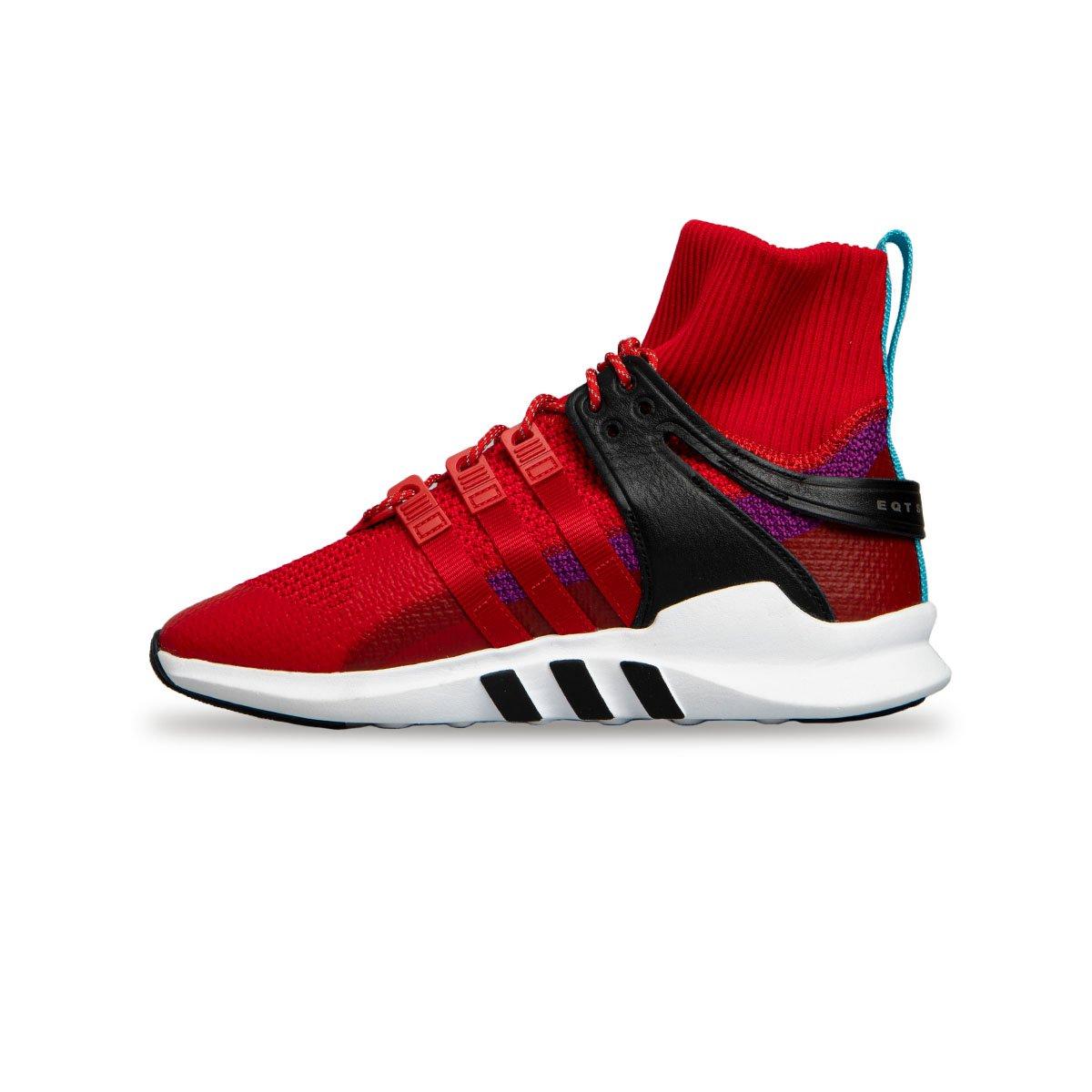 66a32e6f85a ... Adidas Originals EQT Bask ADV core black  ftwr white  hi-res red ...
