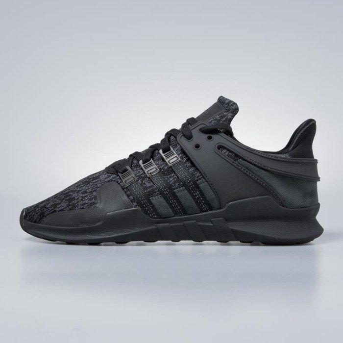 hot sale online 16695 ada8b ... Adidas Originals EQT Support ADV core black  core black  sub green  BY9589 ...