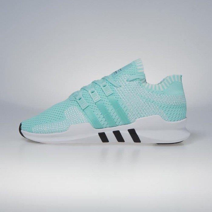 new styles 4c023 b96c1 Adidas Originals Equipment Support ADV Primeknit energy aqua / energy aqua  / footwear white BZ0006