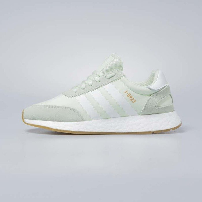 authentic quality sneakers for cheap sale Adidas Originals I-5923 green / areo green / footwear white / gum 3 CQ2530