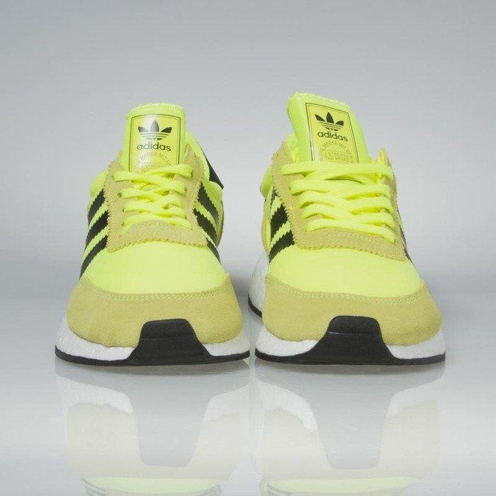 Adidas iniki runner solare gialla