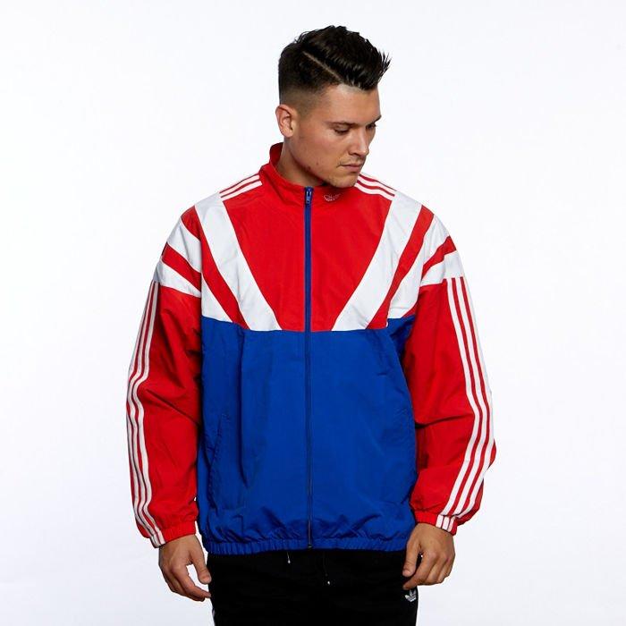 Adidas Originals Jacket Balanta 96 Track Jacket collegiate royal/red