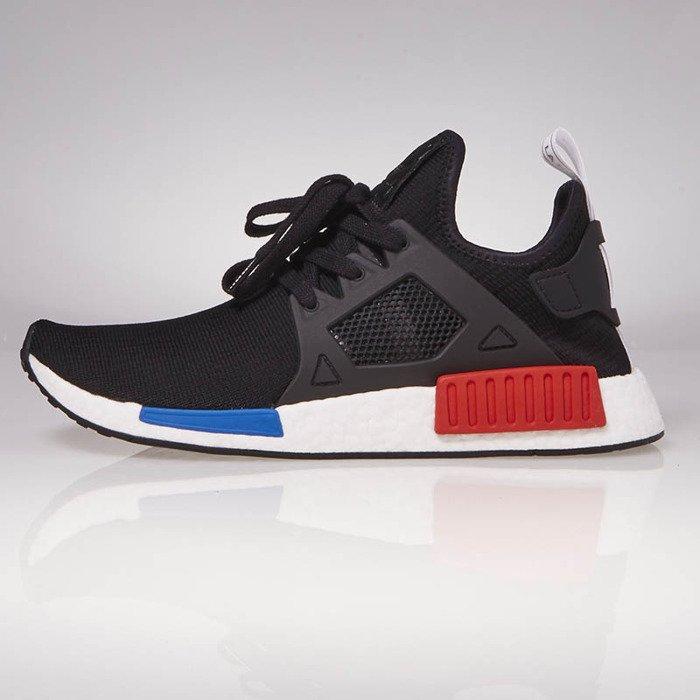 Chaussures De Sport Adidas Nmd_xr1 De Primeknit '- Bleu Ha7o2