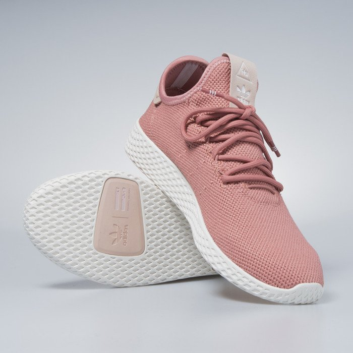Adidas Originals Pharrell Williams Tennis HU ash pink ash pink chalk white DB2552
