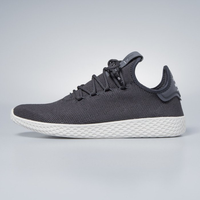 ... Adidas Originals Pharrell Williams Tennis HU carbon   carbon   chalk  white CQ2162 ... ee9ffa5d8c59