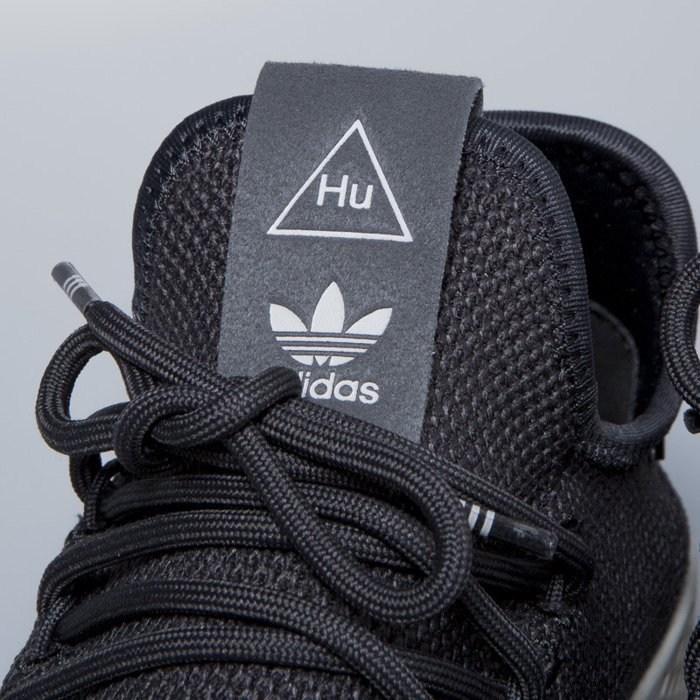 7e5e0d638aacf ... Adidas Originals Pharrell Williams Tennis HU carbon   carbon   chalk  white CQ2162 ...