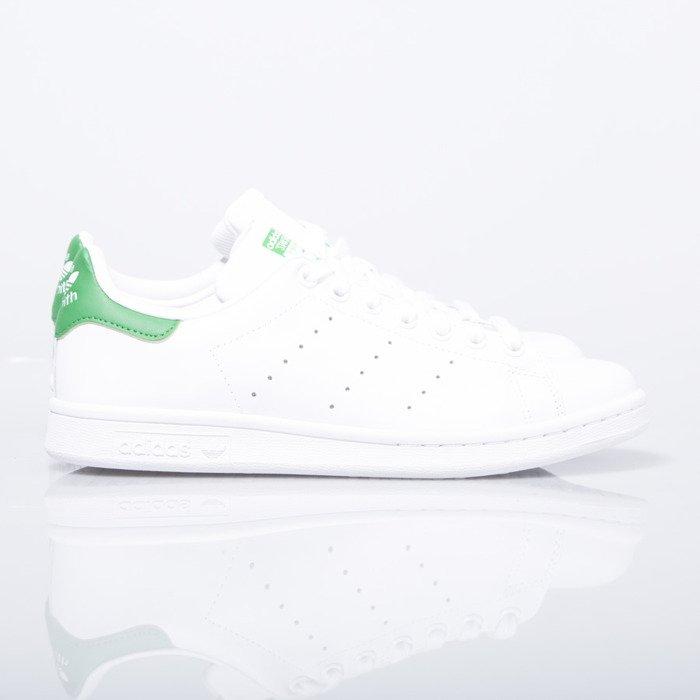 finest selection 3cf85 0b104 ... Adidas Originals Stan Smith white   green (M20324) ...