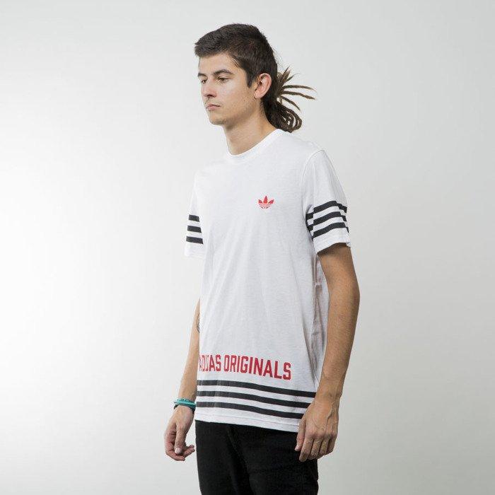 Adidas Originals koszulka Street Grp Tee white AZ1138